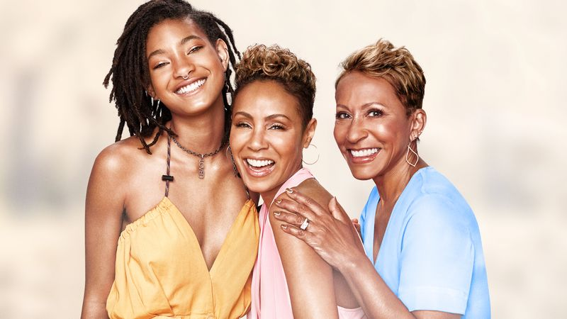 Jada Pinkett Smith On Raising Willow Smith And Jaden Smith