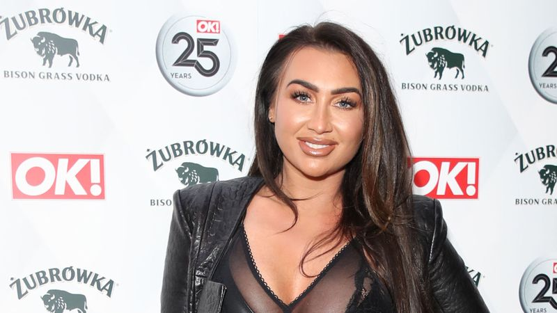 Lauren Goodger accused of 'ridiculous' PhotoShopping in car perfume ad