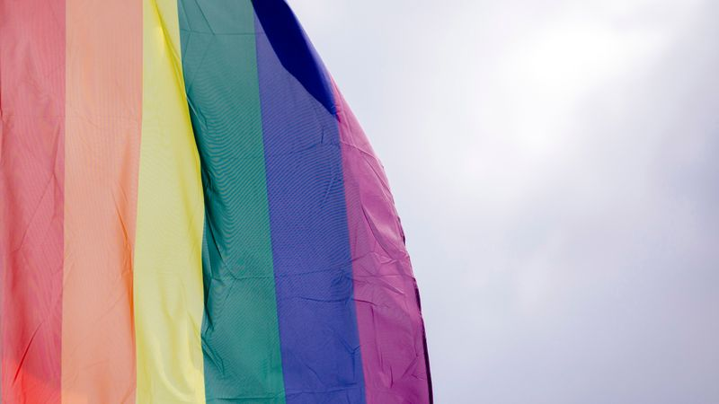 Thousands take part in Glasgow Pride