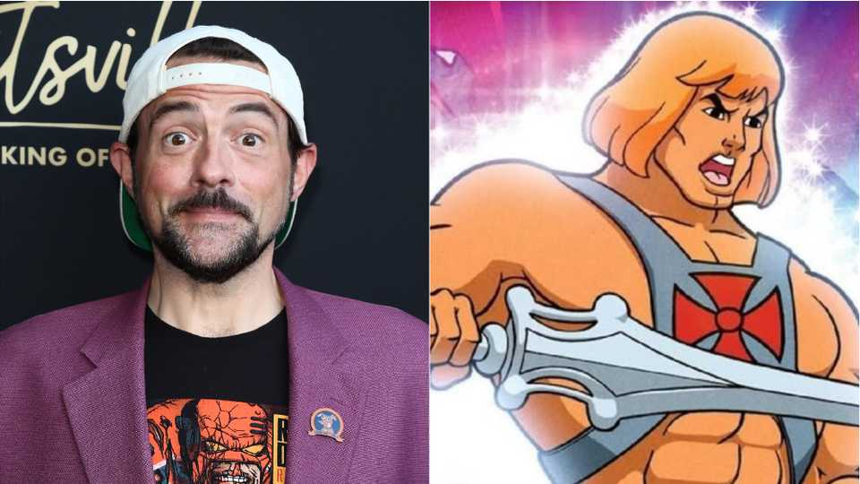 Kevin Smith Creating New He-Man Animated Series