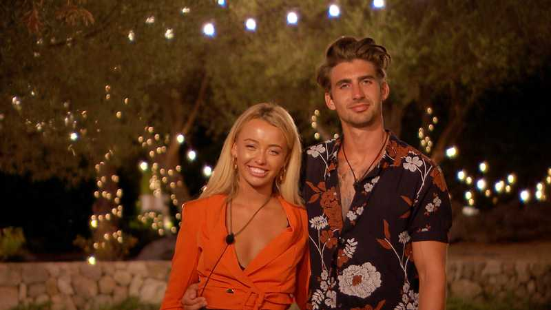 Love Island's Chris Taylor and Harley Brash announce they've split in Instagram post