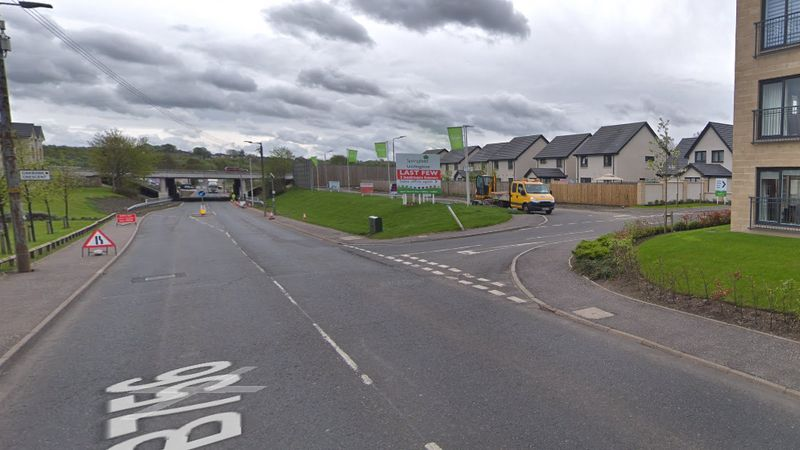 Man in hospital following Motherwell attack