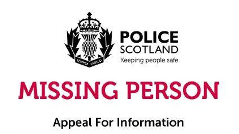 Police launch appeal for information on missing Peterhead man