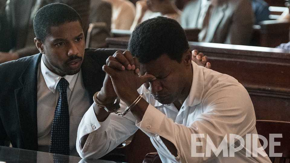 Just Mercy: Exclusive First Look At Michael B Jordan And Jamie Foxx's Legal Biopic