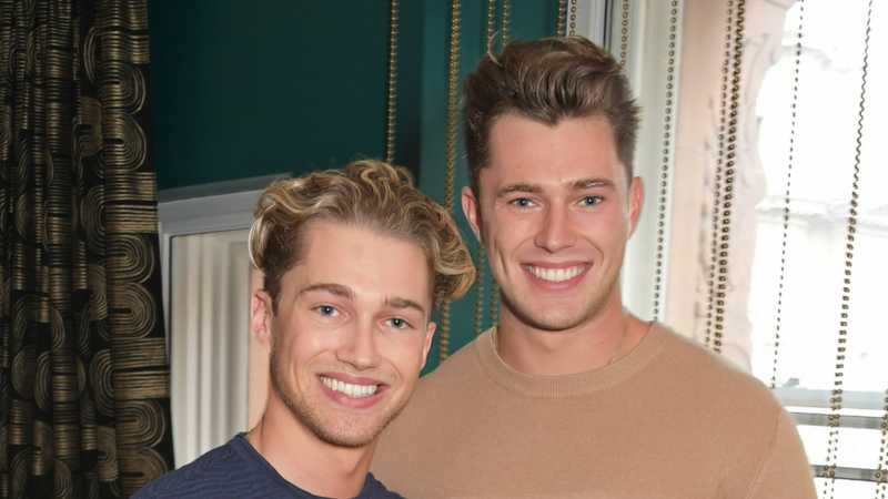 Curtis and AJ Pritchard land presenting role TOGETHER on Lorraine
