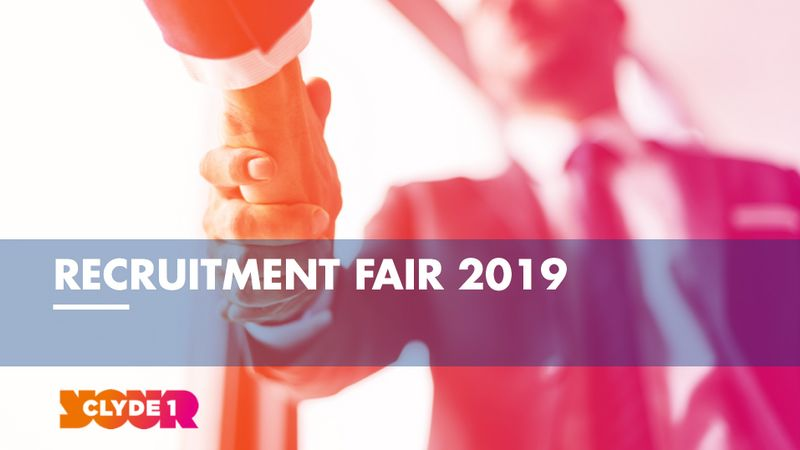 Sign your business up for the Clyde 1 Recruitment Fair.