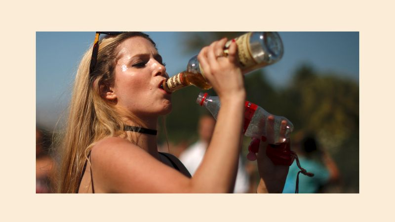 'Gen Z Are Wise To Say No To Booze'