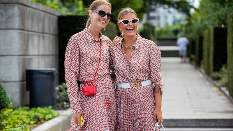 In The Summer Of The Viral Dress Is It Ok To Copy Someone's Outfit?
