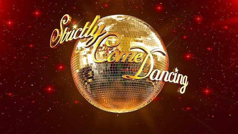 Made In Chelsea's Jamie Laing shares backstage photo at Strictly Come Dancing