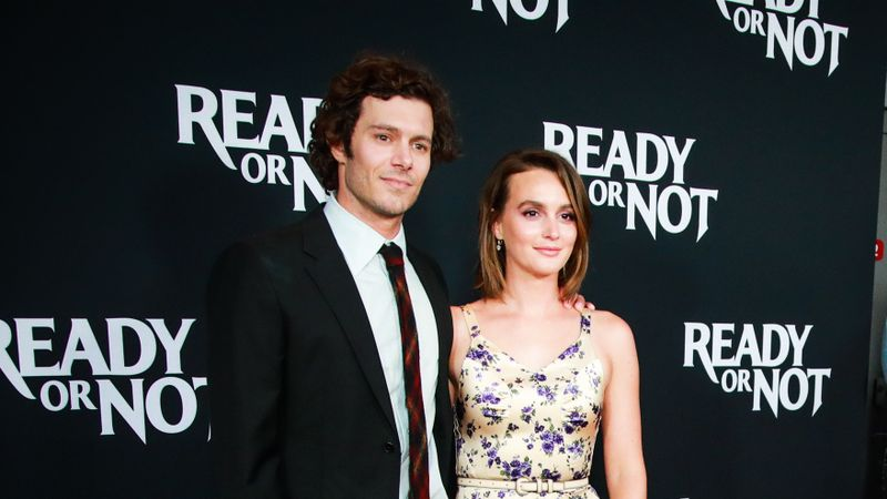 After Making A Rare Public Appearance, Adam Brody And Leighton Meester Have Explained Why We Never See Them Together