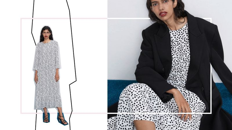 The Zara Dress Is Now Helping To Combat Period Poverty