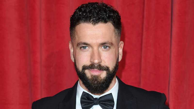 Shayne Ward says he can't do The X Factor: All Stars