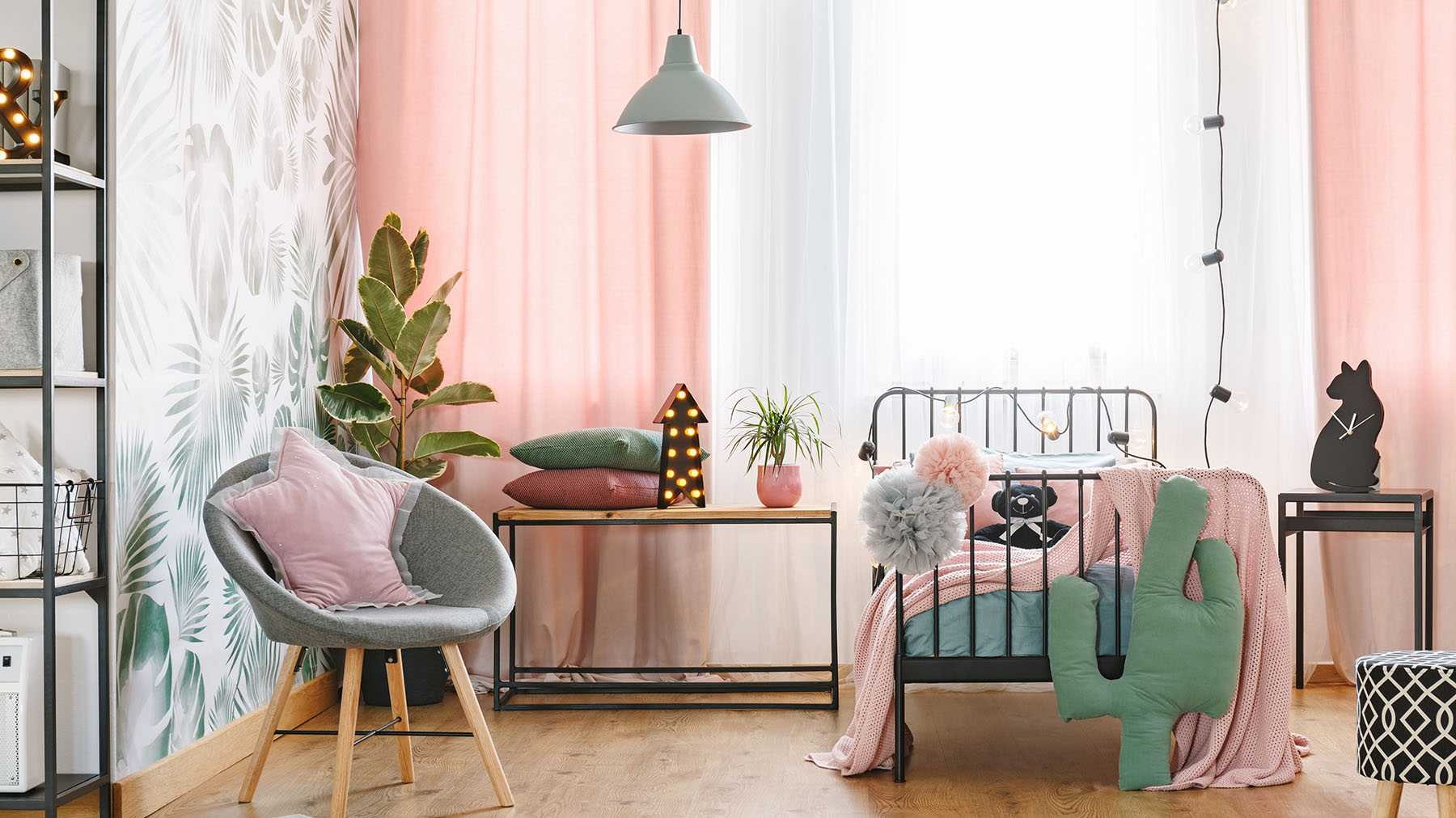 The best blush pink accessories for your bedroom | Home ...