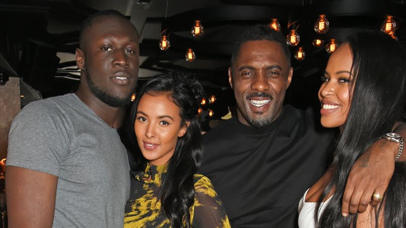 Stormzy And Maya Jama Have Reportedly 'Split' After Four Years Together