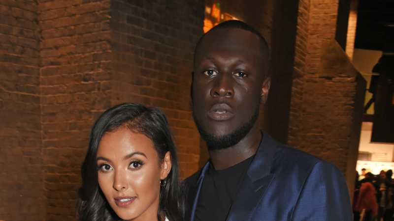Stormzy and Maya Jama have split after four years together