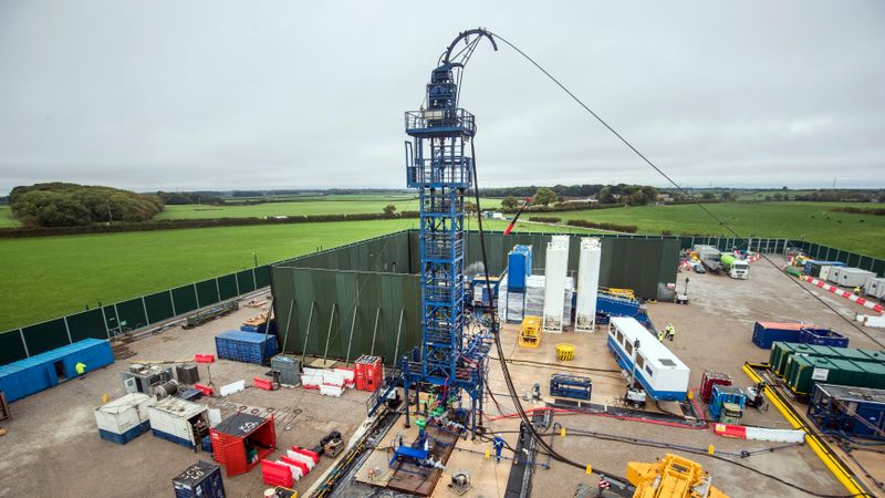 Fracking at Cuadrilla's Preston New Road site suspended