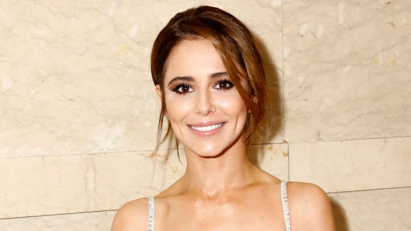 Cheryl's new toyboy: 'She can't help herself'