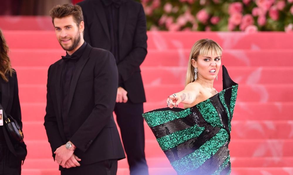Miley Cyrus denies cheating on Liam Hemsworth in emotional statement