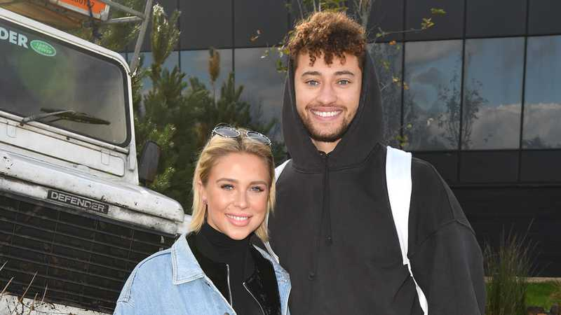 Love Island's Gabby Allen 'DUMPS' Rak-Su boyfriend Myles Stephenson after he 'sexts other girls'