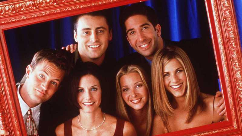 New book claims Jennifer Aniston was almost written OUT of Friends