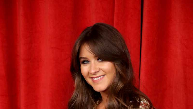 Coronation Street's Brooke Vincent shares emotional post after starting her maternity leave