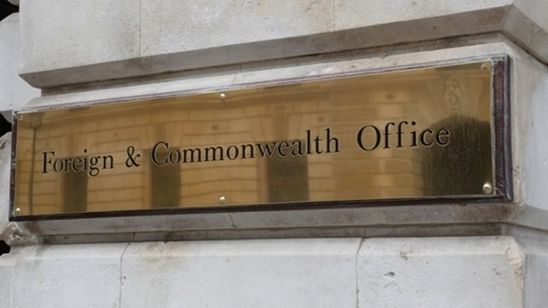 Foreign office support family after death of 12 year old boy in France