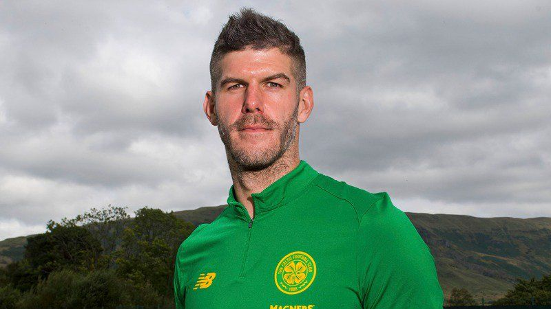 Forster happy to be 'home' at Celtic