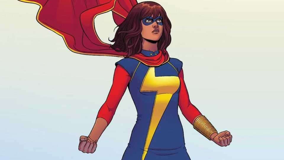 D23: Ms Marvel Series In The Works For Disney+
