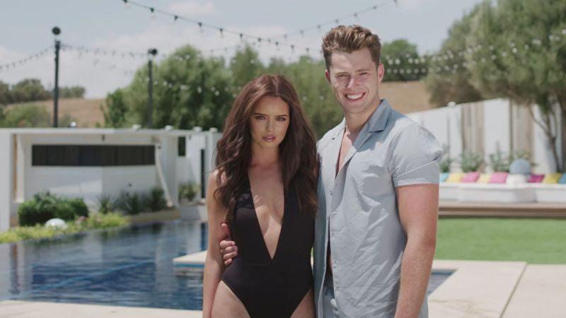 Love Island's Curtis Pritchard and Maura Higgins 'knew each other for YEARS' amid fakery claims