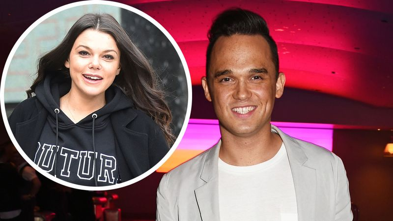 Gareth Gates fretting about stress related hair loss