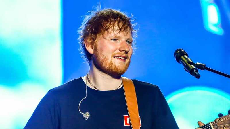 Ed Sheeran helps terminally ill fan tick off another item on her bucket list