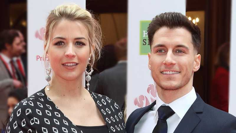 Gemma Atkinson opens up about meeting Gorka Marquez for the first time 💕