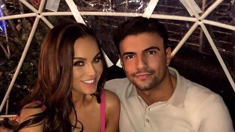 Fans think Vicky Pattison is ENGAGED to her boyfriend Ercan Ramadan