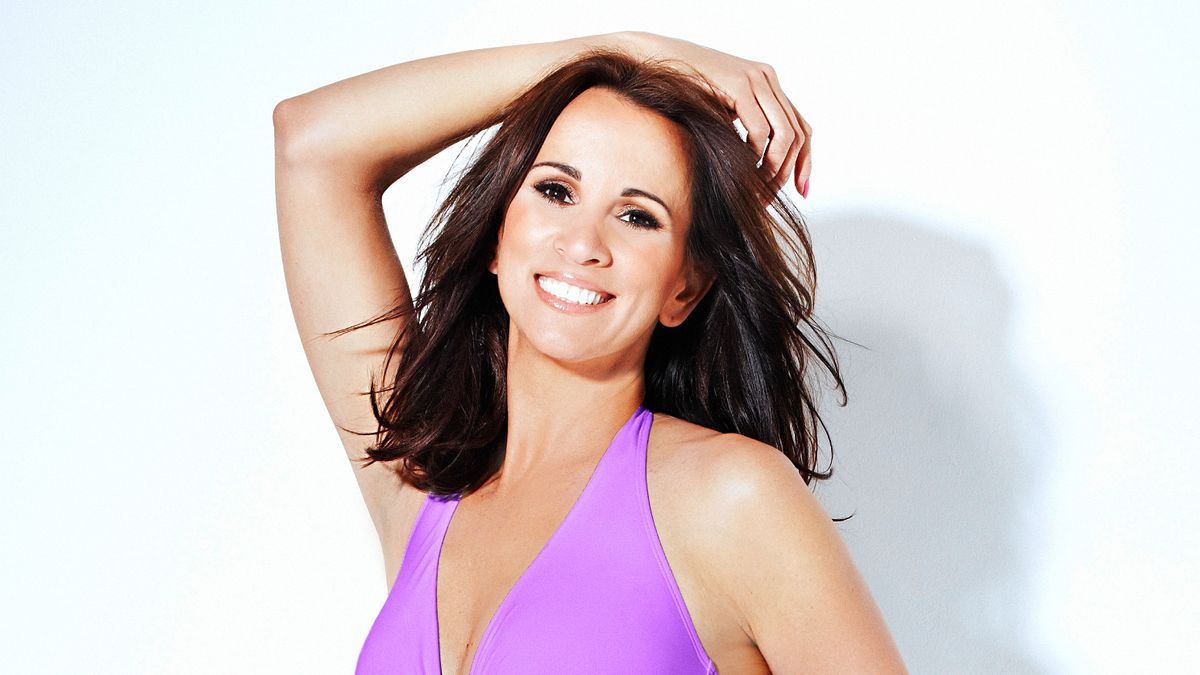 Andrea Mclean Topless eden-olivia lord