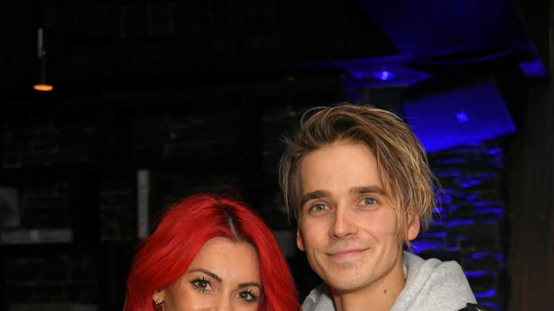 Strictly's Dianne Buswell gushes over cute 'good luck' card from boyfriend Joe Sugg