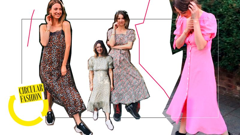 Don't Worry, You Can Wear Your Summer Dress During Autumn Too
