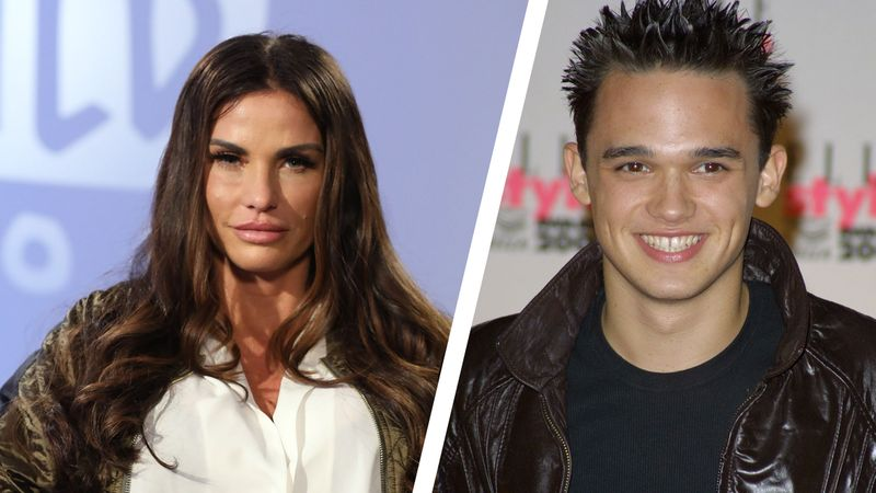 Katie Price has been sending Gareth Gates flirty messages