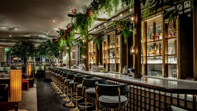 The Very Best Cocktail Bars In London