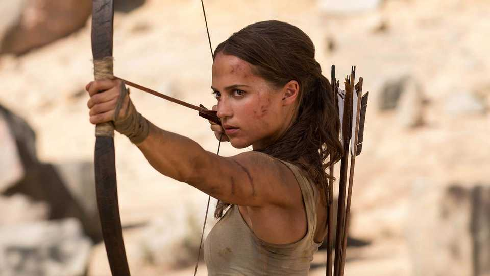 Ben Wheatley Directing Tomb Raider 2 With Alicia Vikander