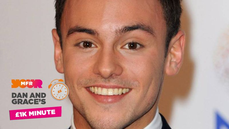 £1K Minute: Tom Daley is famous for competing in which sport?