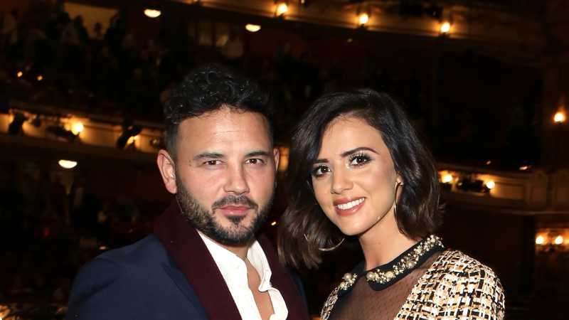 Lucy Mecklenburgh and Ryan Thomas tease results of unborn baby's gender