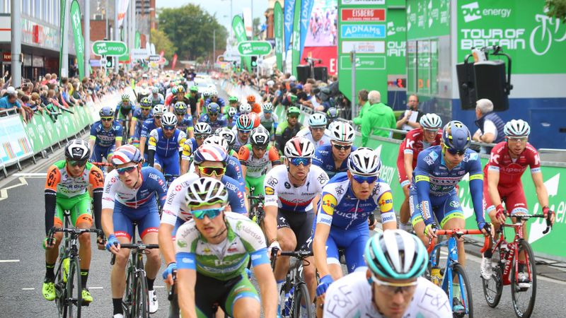 The Tour of Britain Events