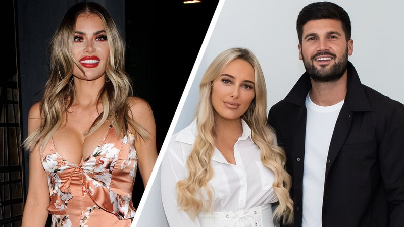 TOWIE's Chloe Sims REFUSES to film with Dan Edgar and Amber Turner