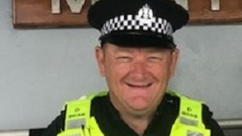 Investigation into fake fundraiser set up in name of late Angus officer