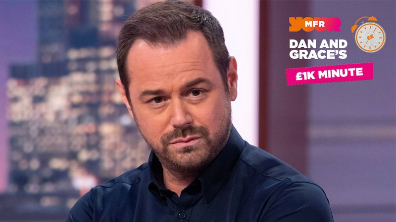 £1K Minute: What character does Danny Dyer play in EastEnders?