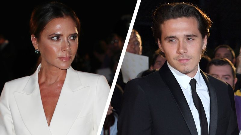 Victoria Beckham's fears over party boy Brooklyn