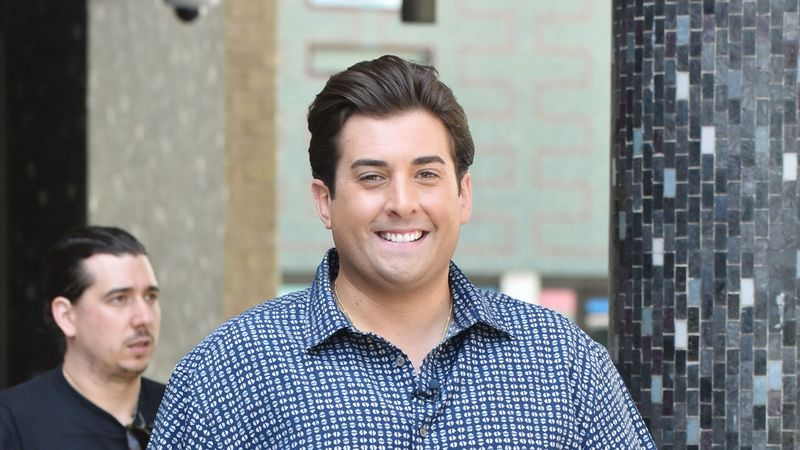 James Argent opens up about getting fit in emotional Instagram post