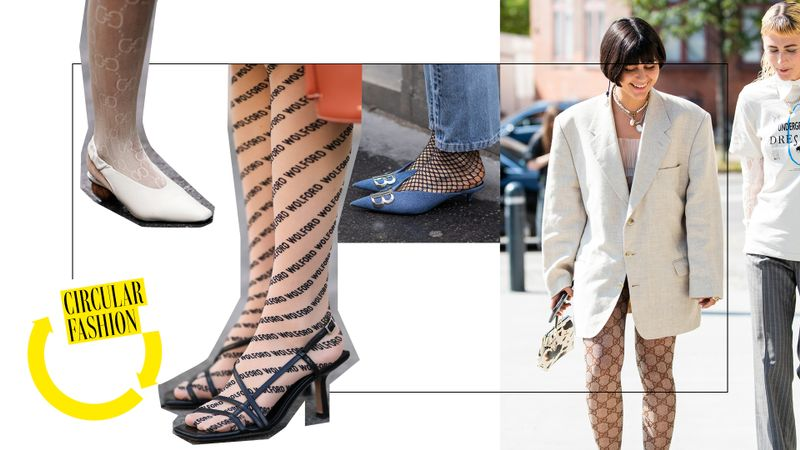 Statement Tights Are One Of Autumn's Biggest Trends