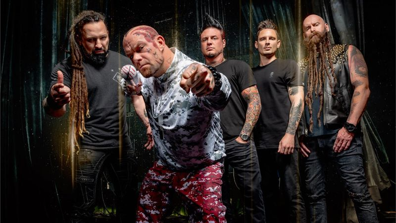 PRESALE: Five Finger Death Punch announce UK arena shows with Megadeth and Bad Wolves