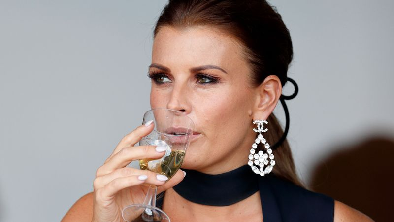 Coleen Rooney hits back at 'long-suffering wife' label
